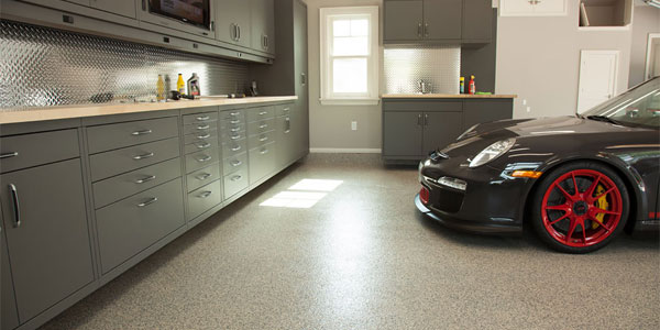The 4 Best Garage Floor Coverings