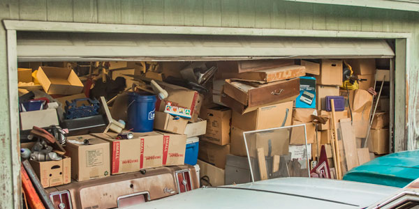 Is Your Messy Garage Keeping You From Getting Things Done